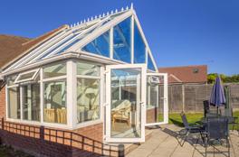 Sonnenschutzfolien Wintergarten und Dachfenster